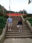 Highlight for Album: San Francisco Stairway Walks