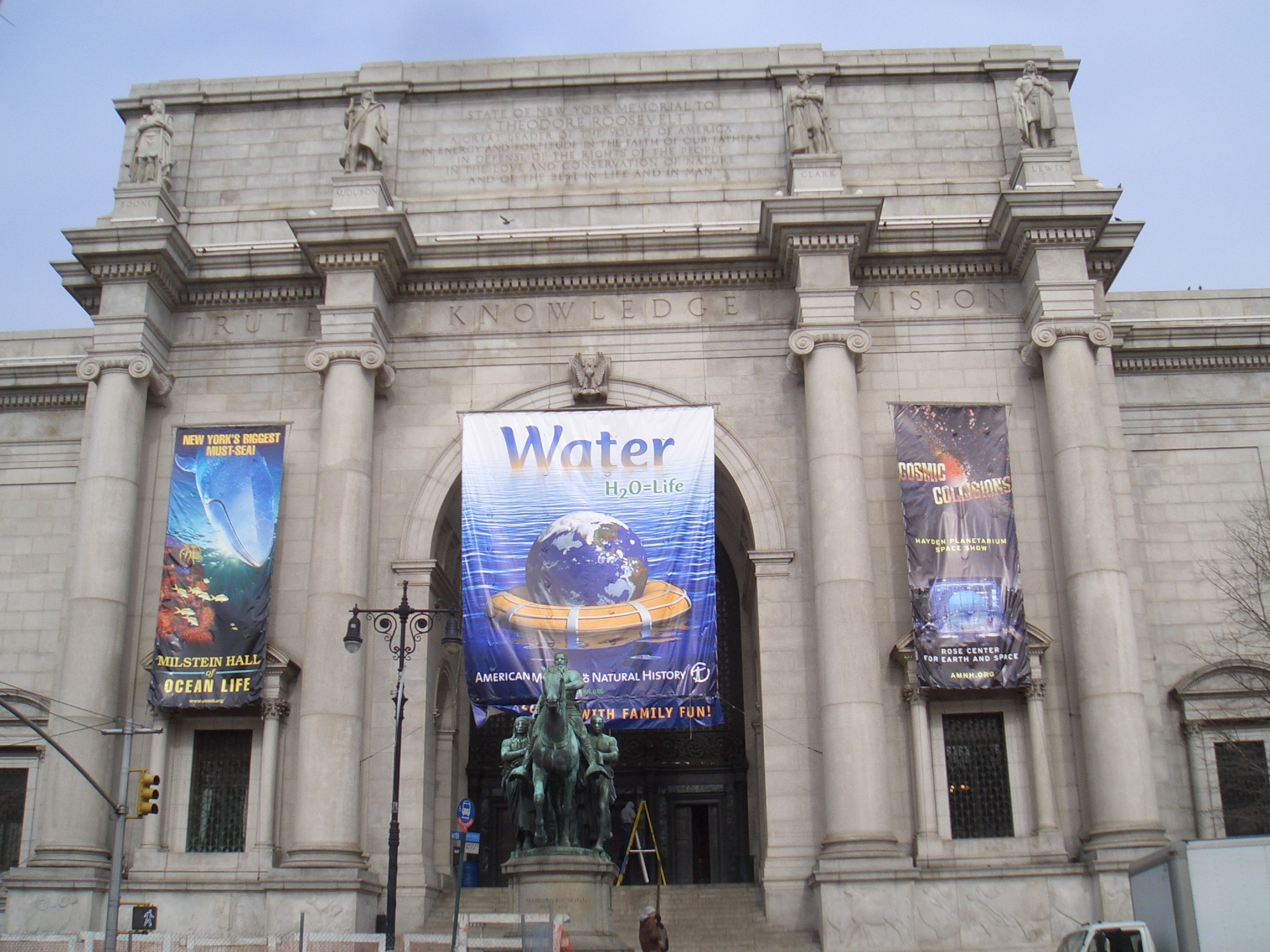 Natural history museum nyc deals