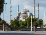 09Aug12 Istanbul 01 Tour - Blue Mosque.JPG