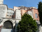 09Aug12 Istanbul 03 Tour - Hagia Sophia.JPG