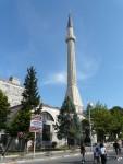09Aug12 Istanbul 06 Tour - Hagia Sophia minaret.JPG