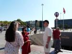 09Aug14 Istanbul 01 Tour Istiklal - Taksim Square.JPG