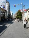 09Aug14 Istanbul 05 Tour Istiklal - street view.JPG