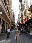 09Aug14 Istanbul 08 Tour Istiklal - street view.JPG