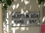 09Aug14 Istanbul 10 Tour Istiklal - Huseyin Aga Mosque.JPG