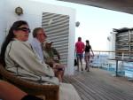 09Aug16 at sea 07 relaxing enjoying the day.JPG