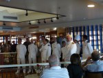 09Aug16 at sea 09 Capt Cocktail Party intro sr staff.JPG