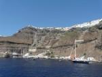 Highlight for Album: Day 11 August 20th Santorini Greece
