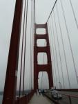 Highlight for Album: 2010 August 10th Golden Gate Bridge
