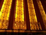 2012 March 9th Oakland Paramount Theater Vertigo 03 walls entry hall.JPG