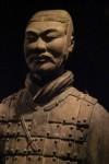 2013 Apr 30 SF Asian Art - Terracotta Warriors 06a cavalryman