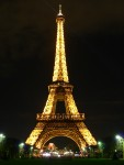 Highlight for Album: Day 4 April 12th Louvre, Musee Rodin, Dome Church & Napoleon's Tomb, Musee de l'Armee, and Tour Eiffel