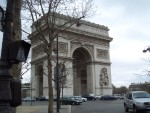 Highlight for Album: Day 5 April 13th Arc de Triomphe, Champs-Elysees, & Museo d'Orsay